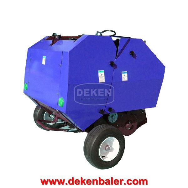 China produce hay baler,mini baler,mini round baler,mini baling machine,round baler,straw baler,star baler with good price sale