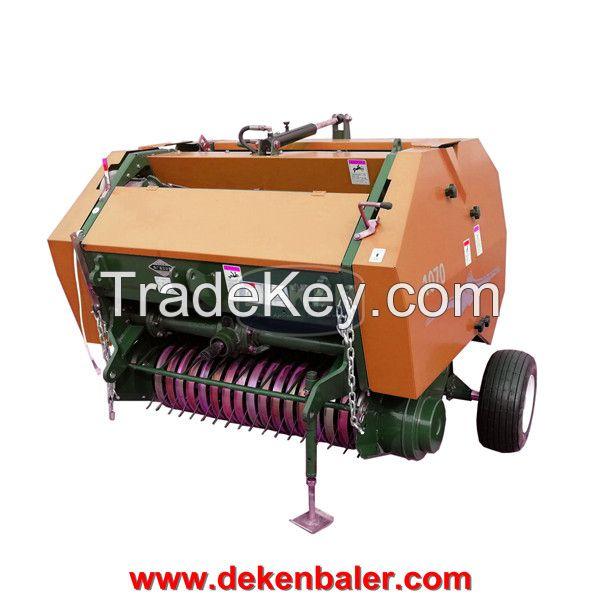 China MRB850, MRB870 mini round baler for sale