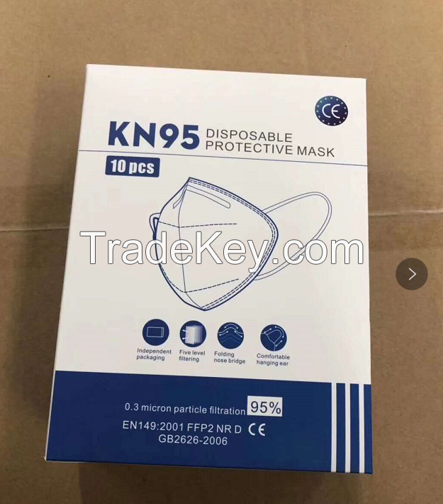 KN95 Disposable CE Mask