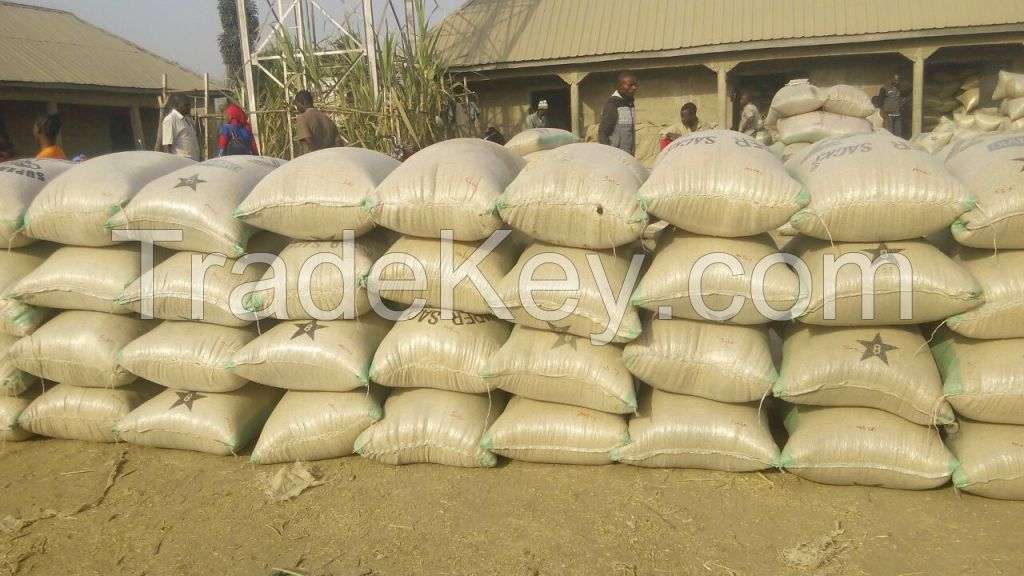 SOYA BEANS FROM NIGERIA