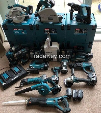 Drilling machinery M.a.k.i.t.a tool