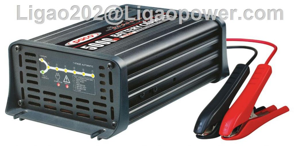 7-stages Battery Charger MBC1205