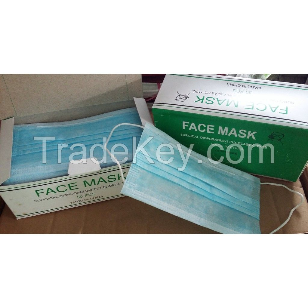 3 ply Face Mask, ffp1, ffp2, ffp3, N95, Infrared Thermometers