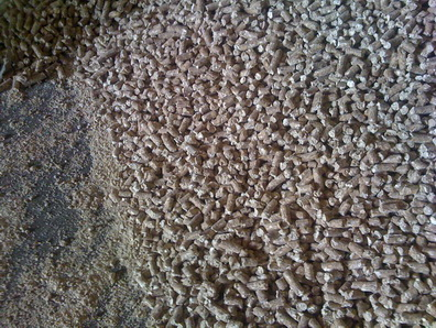 Tapioca Residue Pellets / Cassava Residue Pellets