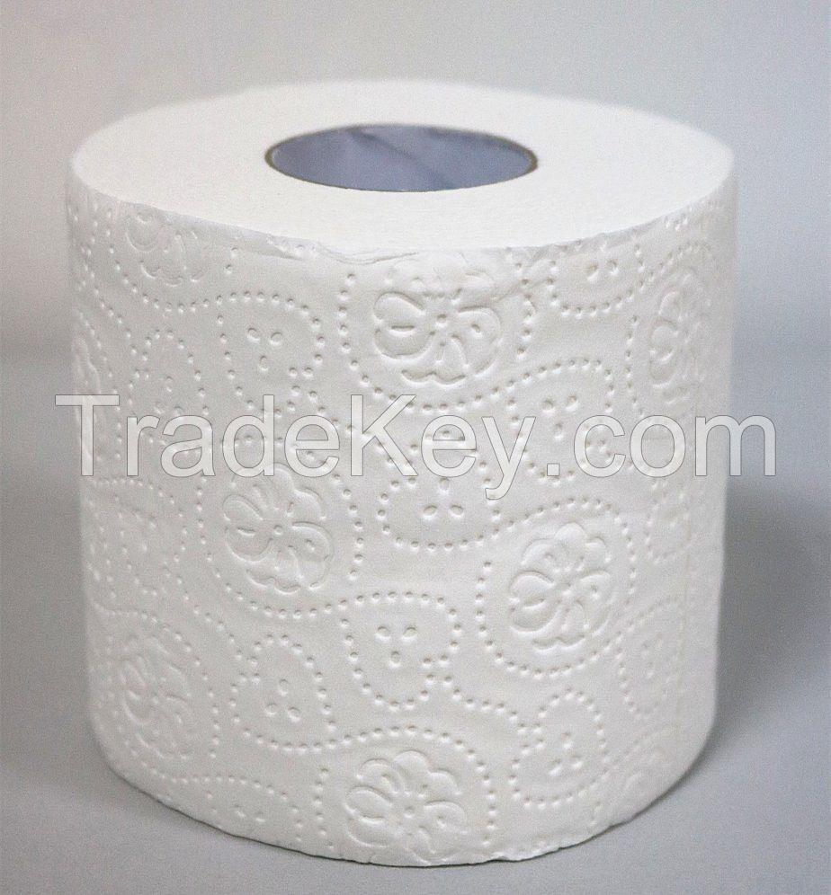 Wholesale Toilet Tissue Paper Coreless Toilet Roll Tissue Paper