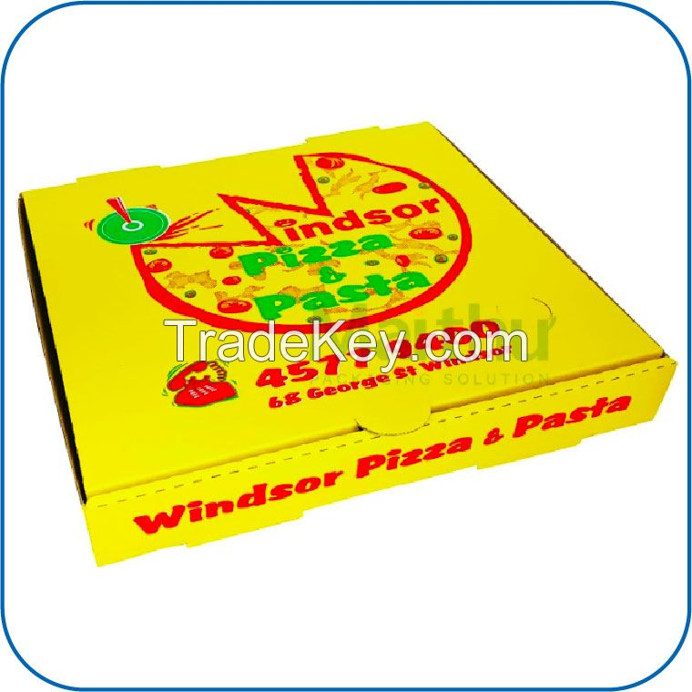 High Quality Pizza Boxes With Custom Logo