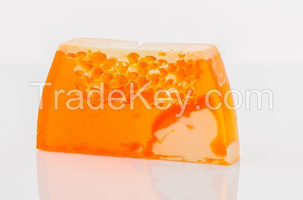 Whitening Moisturizing Handmada Soap Basic Cleaning Hands Body Soap