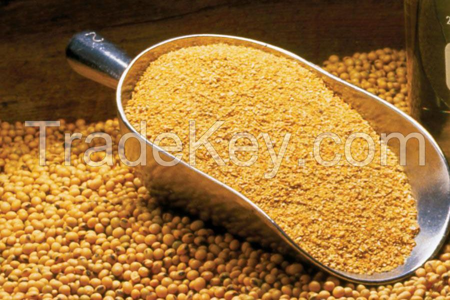 Soybeans meal