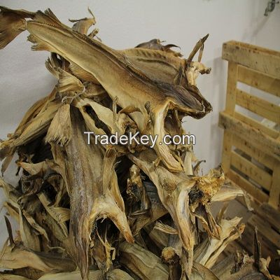 Quality Dried Stock Fish Available
