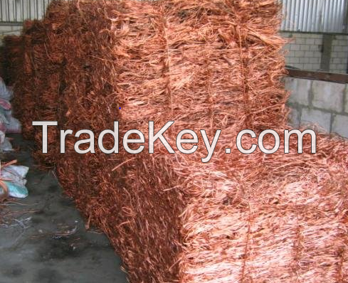 Factory Directing Bulk Cheap High Purity Copper Wire Scrap