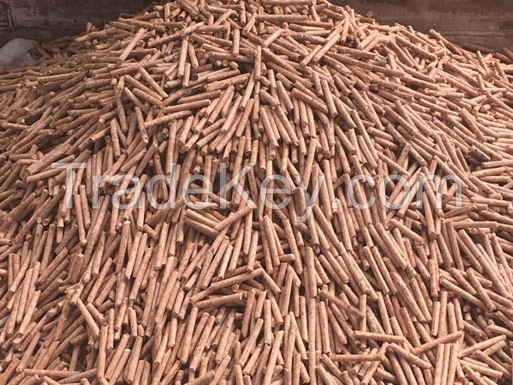 New design wood pellet biomass burner