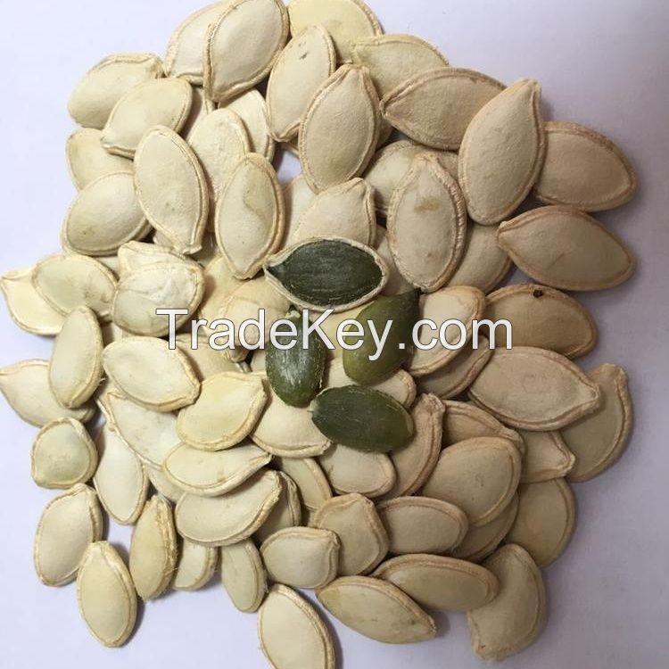 shine skin pumpkin seeds good quality size for sale