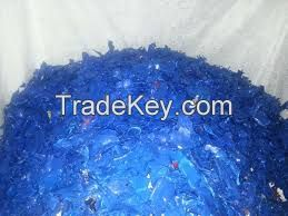 loaded hdpe drum scrap plastic bales for sell