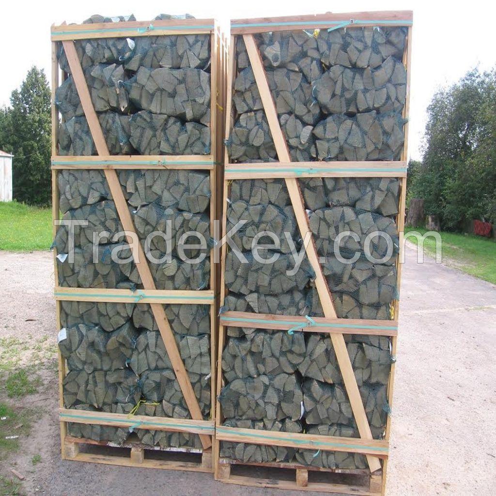 Top Quality Kiln Dried Split Firewood, Kiln Dried Firewood in bags Oak fire wood