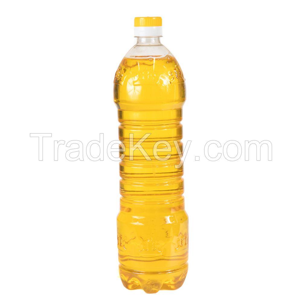 Refined Bottled Sunflower Oil