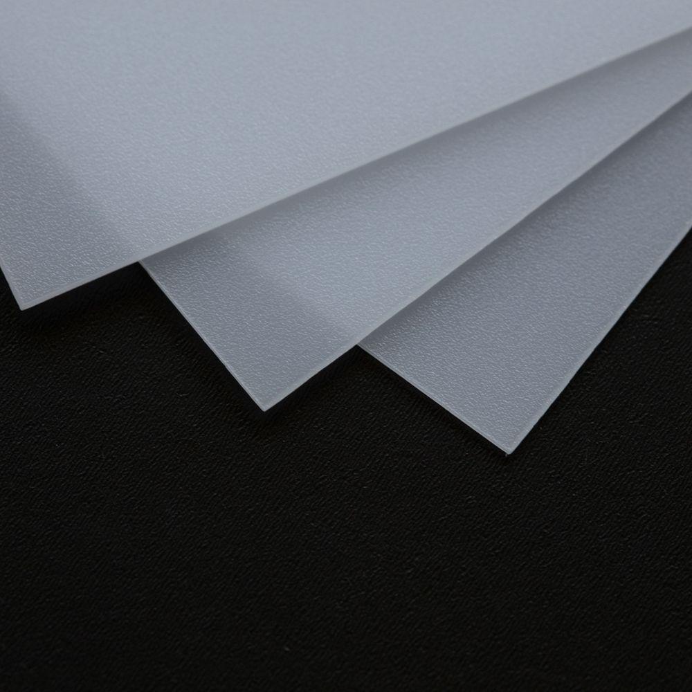1.5mm 80% light transmittance polycarbonate panel light PC diffuser sheet