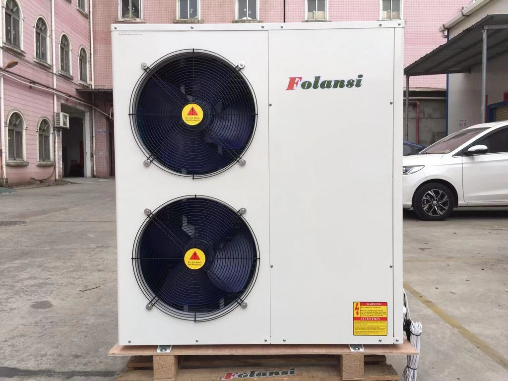 EVI air  source heat pump   EVI low temperature air to water heat pump   Air cooled water chiller