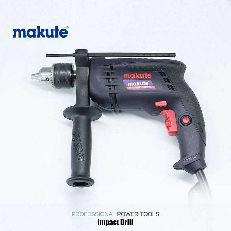 China Makute 220V 780W 13mm electric hammer impact drill