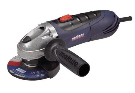 China makute AG001 115mm 950W rechargeable angle grinder with variable speed