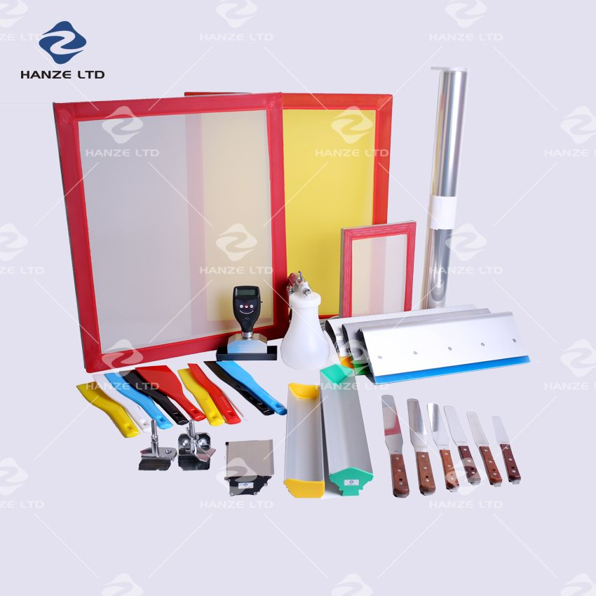 screen printing suppliers,consumables