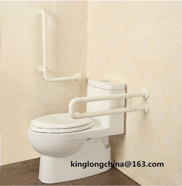 Bathroom Disabled Handrail, Stainless Steel Handrails, Toilet Safety Bar Handrail Toilet Disabled Handrails