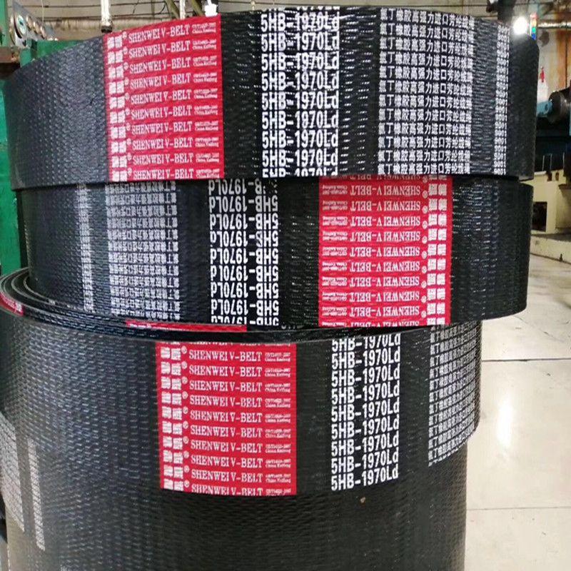 Argricultral rubber v belt  farm machine v belt HM HB HD SB SC high quality