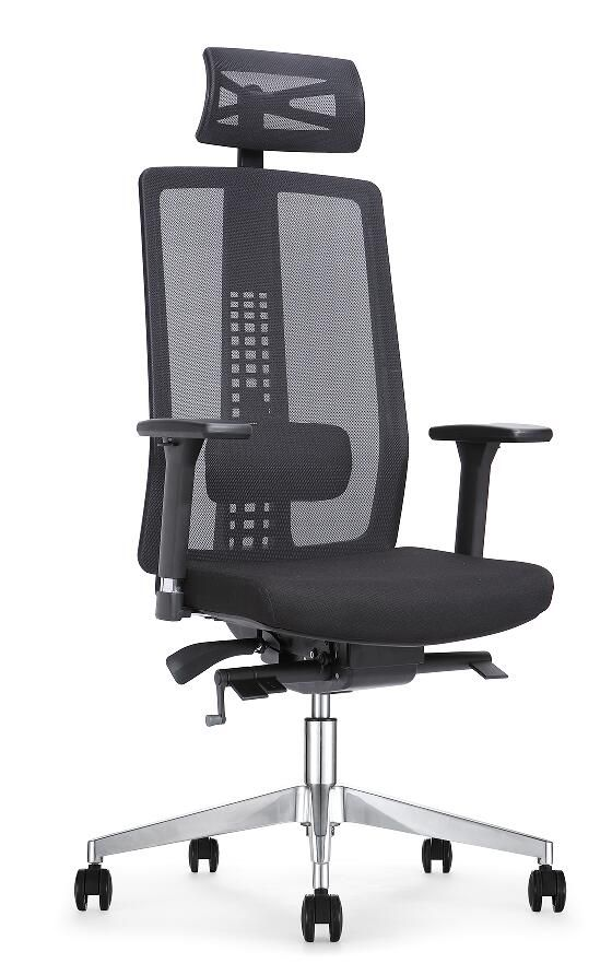 office chair-office chair factory-bright chair-swivel chair-chair with height adjustable lumbar-ergo chair-Executive chair-highback chair