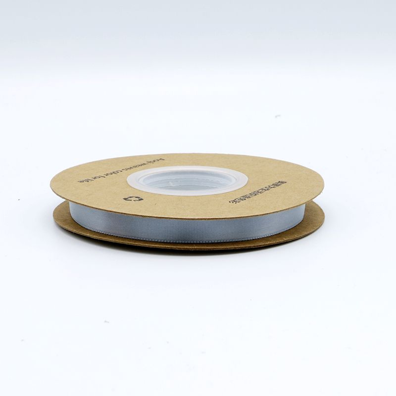 9mm Single Face satin ribbon
