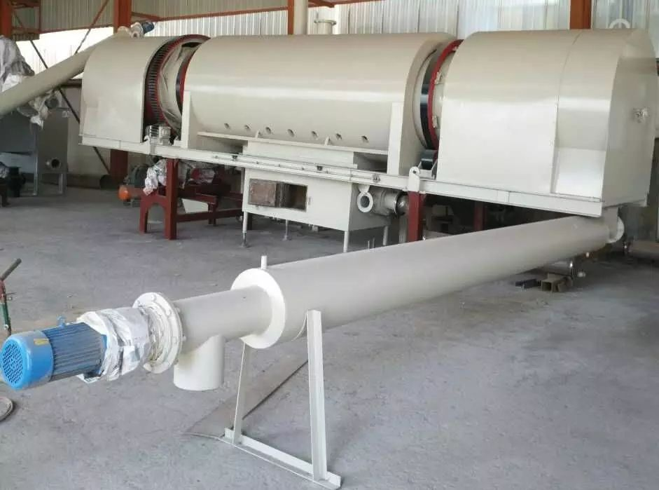 Rice Husk Wood Sawdust Charcoal Making Carbonization Furnace Machine for fire