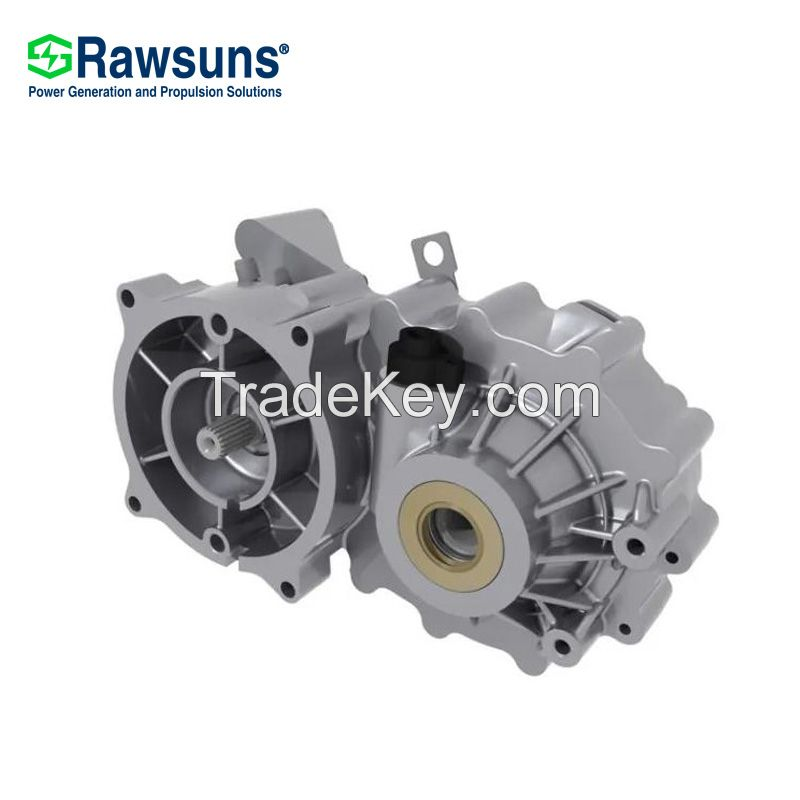 850Nm electric motor gearbox auto transmission systems for EV truck bus