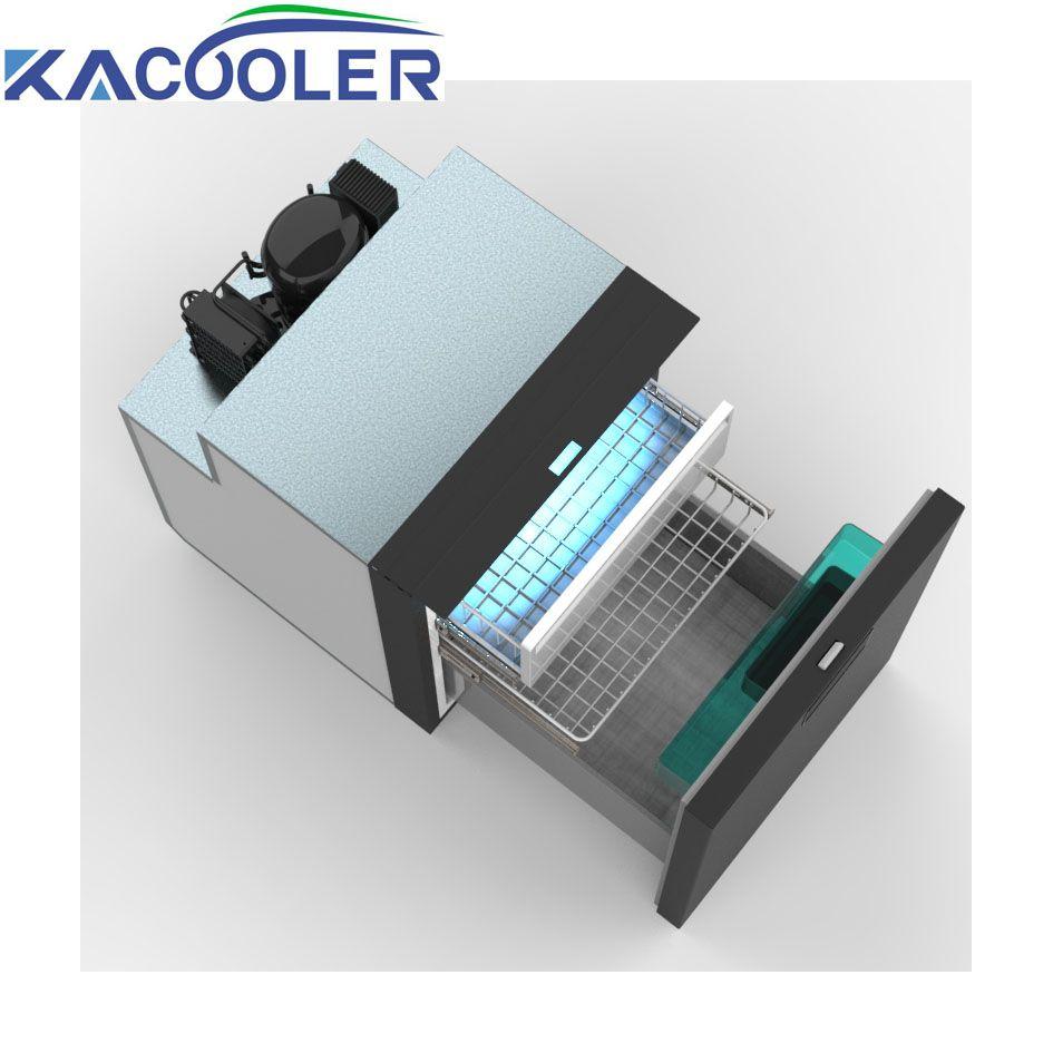 Freezer DC Compressor Drawer Type Car Freezer
