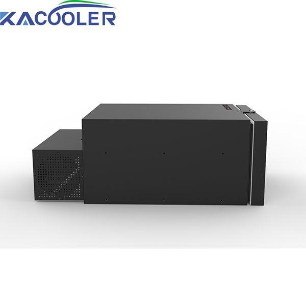 Kacooler DC-35DR Portable Refrigerator/Freezer 37 Quart(35 Liter) Vehicle, Car, Truck, RV, Boat, Mini Fridge Freezer for Driving, Travel, Fishing, 12/24V DC