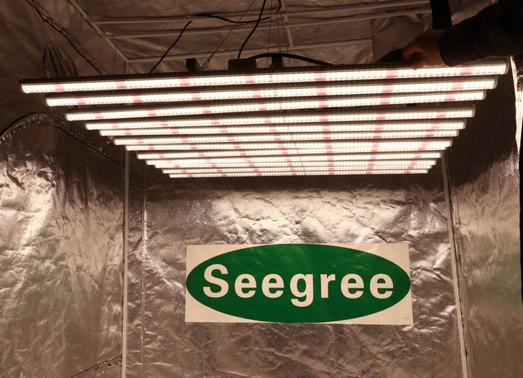 800W LED GROW BAR