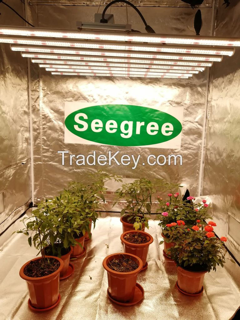 Top 10 Best 500W Full spectrum LED Grow Bar with Samsung Chips for Grow tent