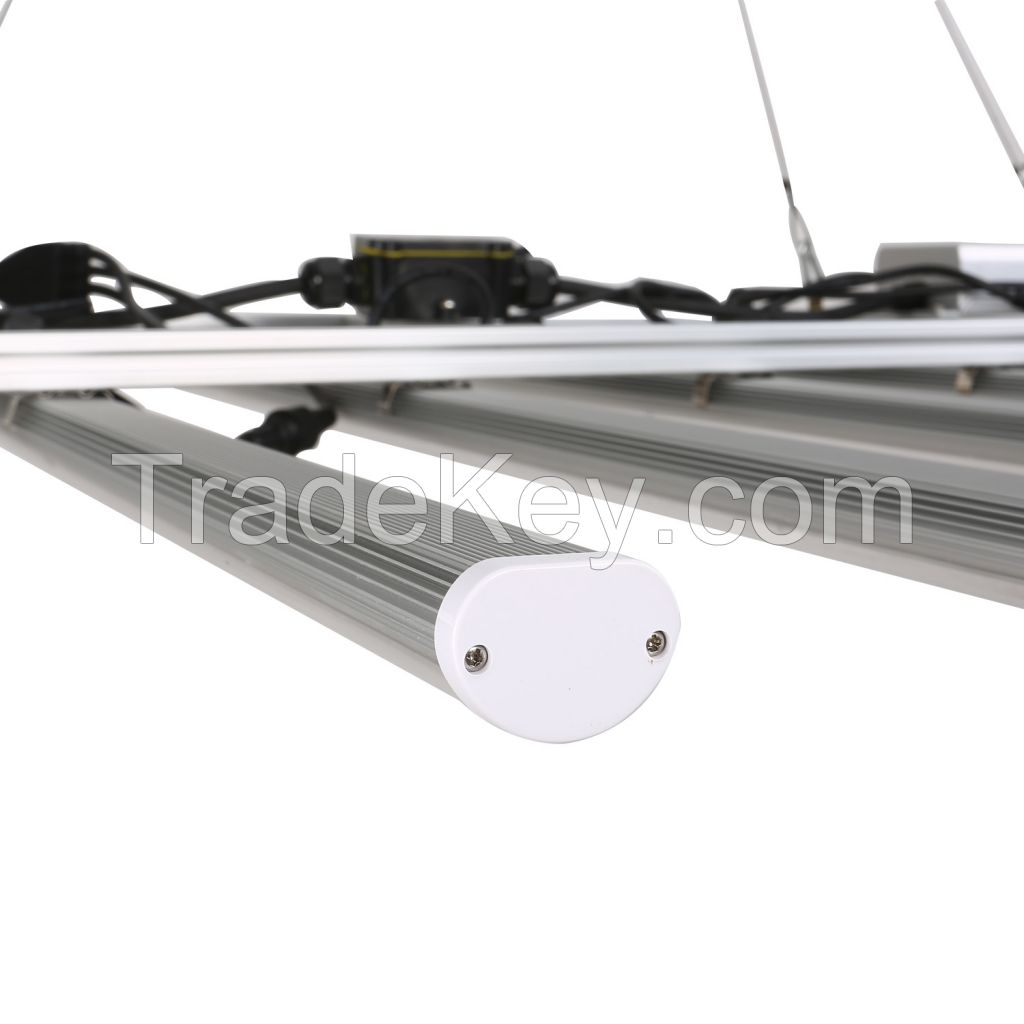Top 10 Best 120W Full spectrum LED Grow Bar with Samsung Chips for Grow tent