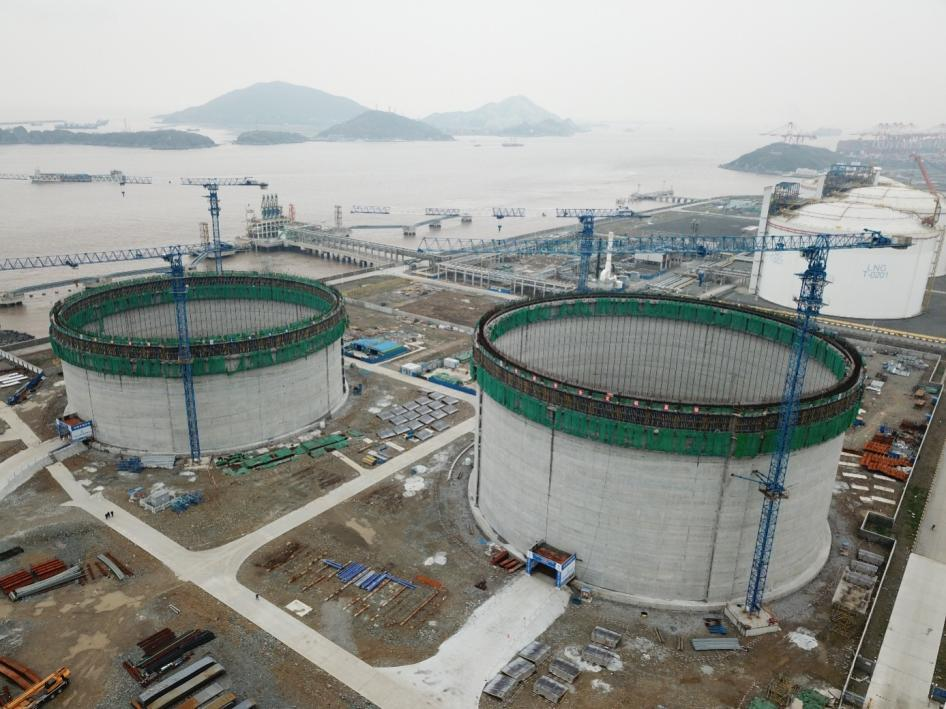 Petrochemical Refinery Projects