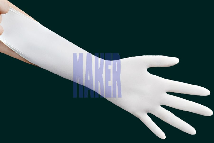 Disposable Examination Surgical Latex Gloves