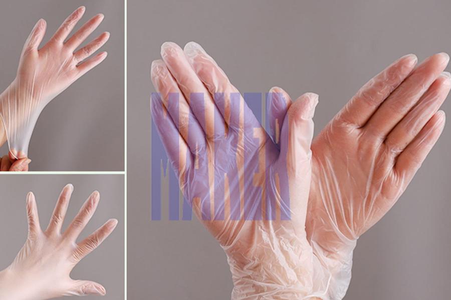 Medical Disposable PVC Gloves