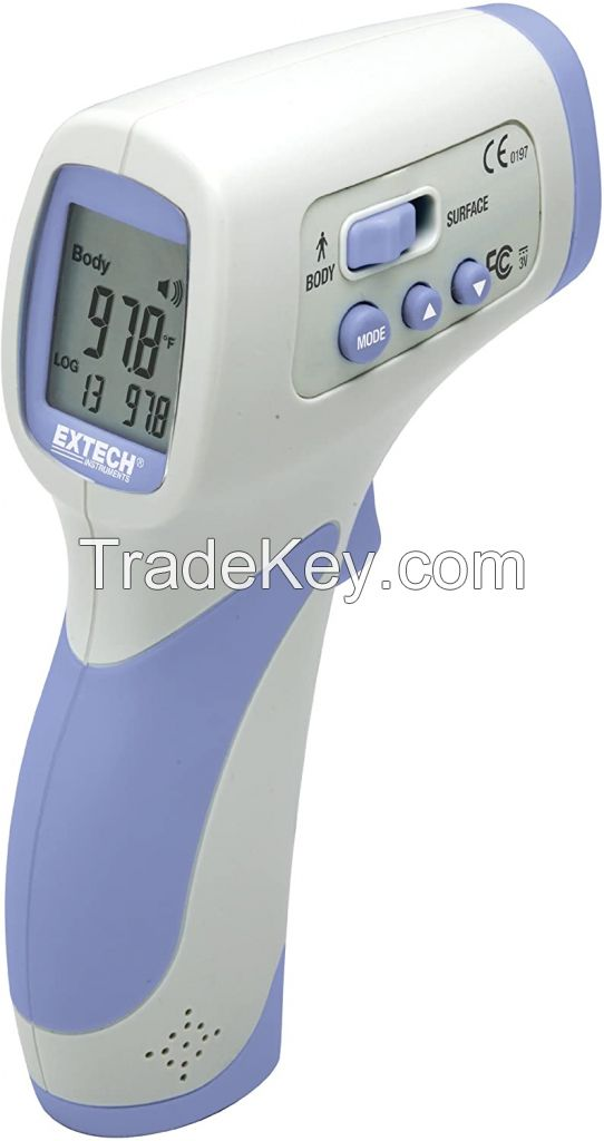 Fever Digital Infrared Non Contact Digital Body Infrared Forehead Thermometer