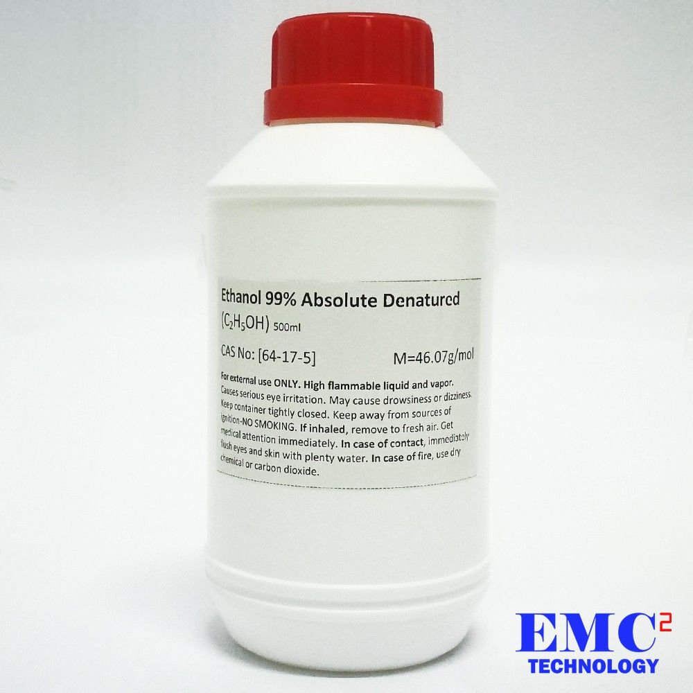Fastest Delivery Denatured Ethanol /ethyl alcohol 96% - 99% for Disinfection