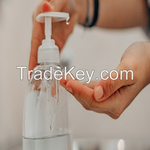 100ml OEM Wholesale Factory Manufacturer Private Label Custom Logo Portable Waterless Hand Sanitizer 75% Alcohol