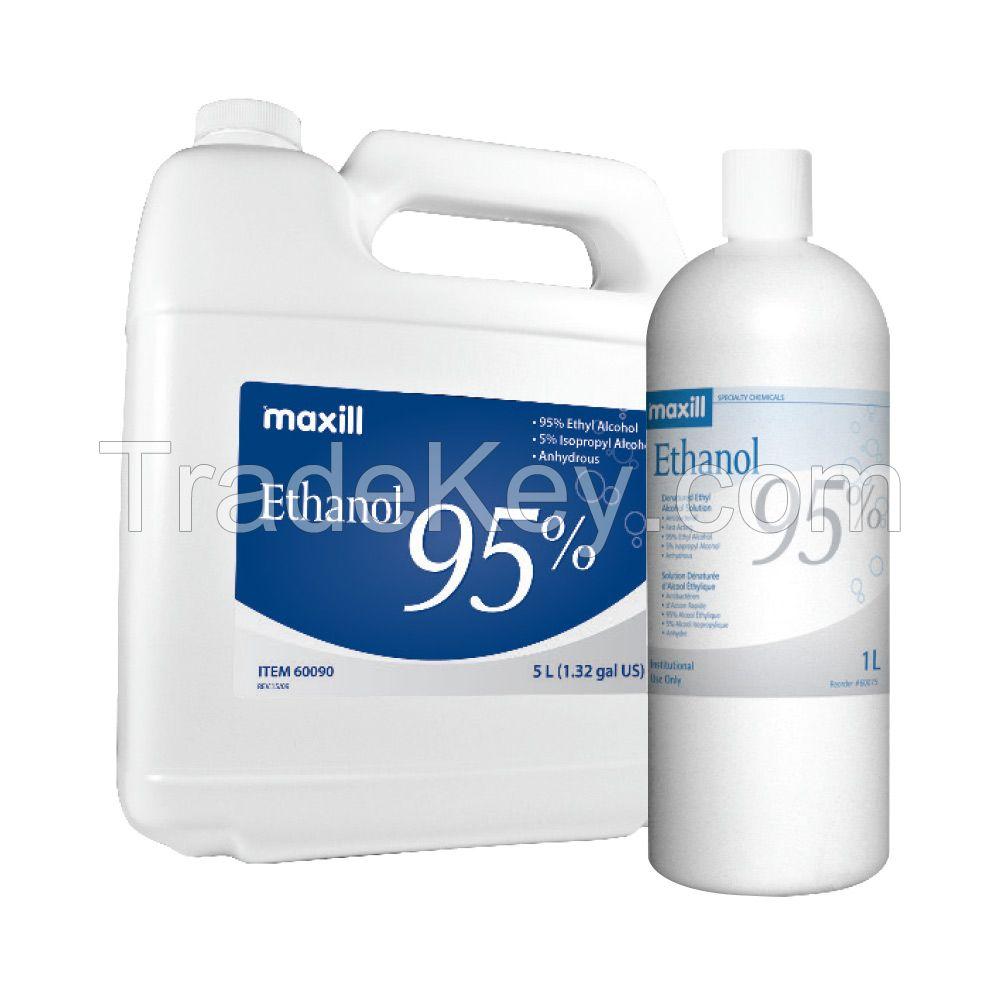 Factory supply 95% alcohol Ethyl Ethanol food grade