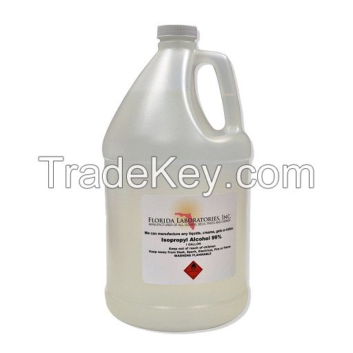 Industrial Grade Isopropyl Alcohol High Quality 99.9% Isopropyl Alcohol with Good Price