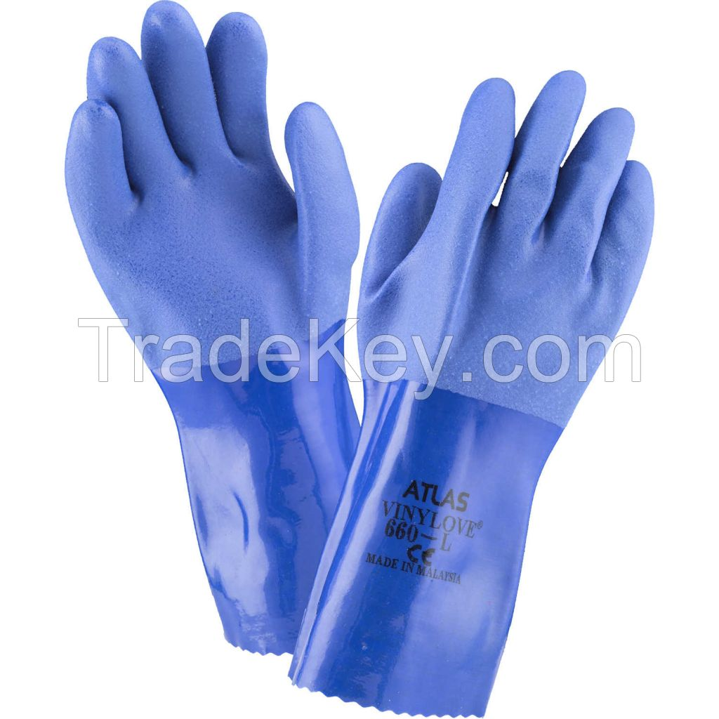 Hot Selling Disposable Vinyl/Latex/PVC Gloves Powdered or Powder Free with High Quality