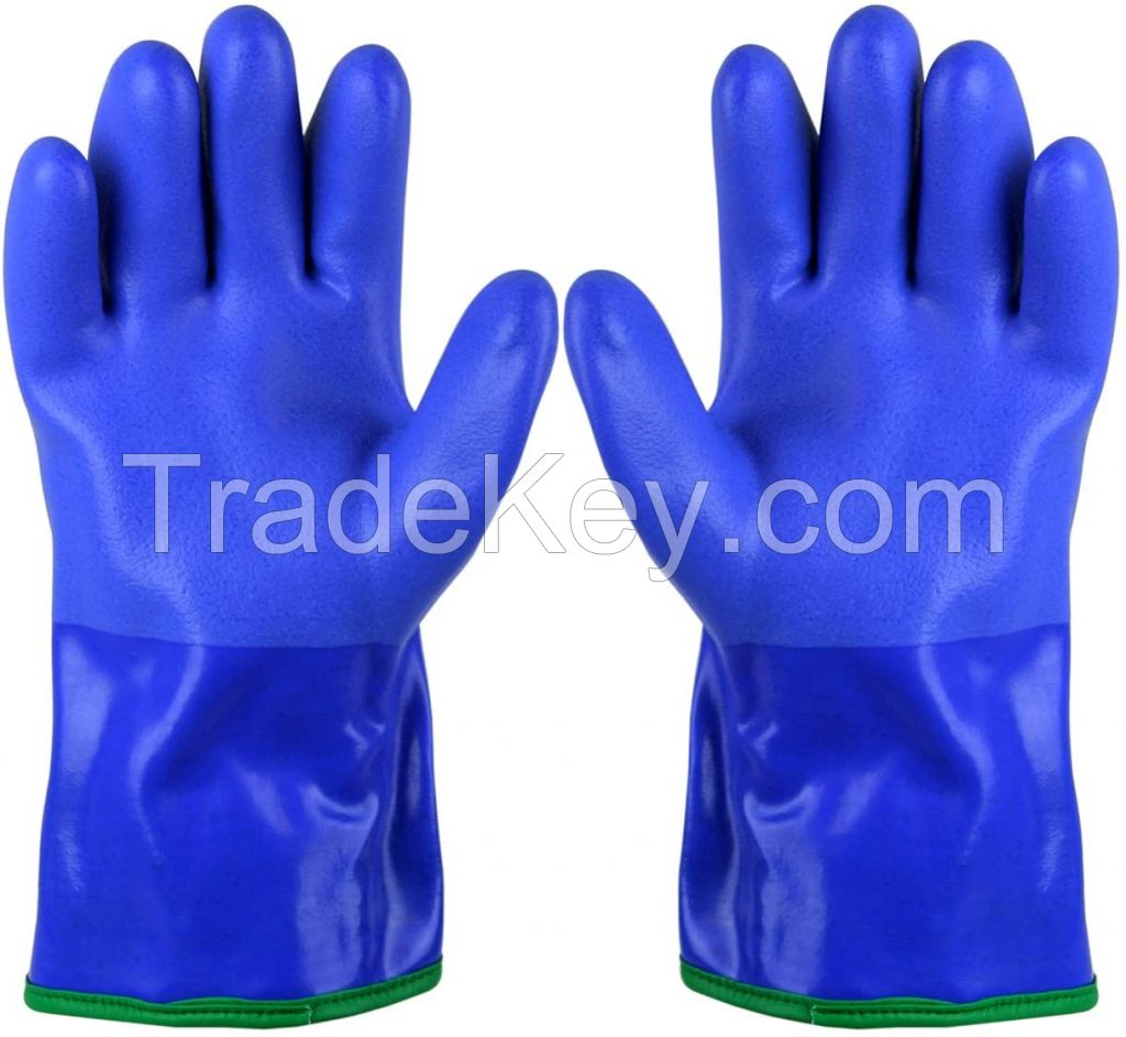 Factory wholesale disposable nitrile gloves powder free gloves pvc dotted gloves