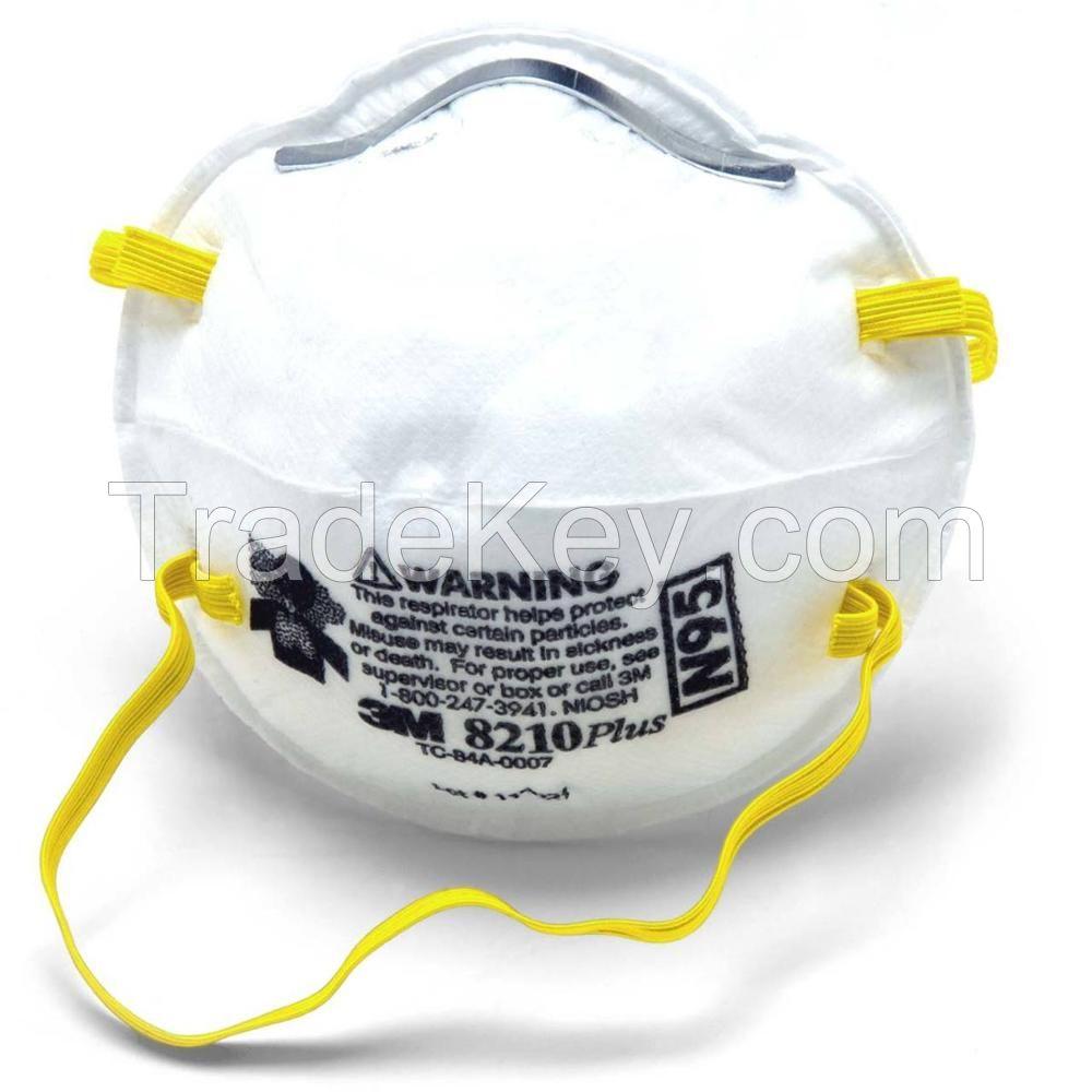 Disposable Non-woven 3 Ply Ear-Loop Surgical Face Mask, N95 FFP1, FFP2, FFP3 Reespirators