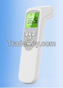 Forehead Thermo Guns  English Packing With CE Mark
