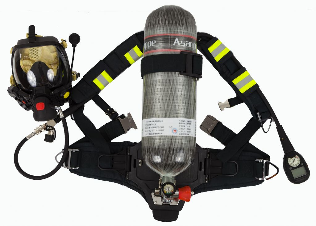 Intelligent Communication Type Positive Pressure Air Breathing Apparatus