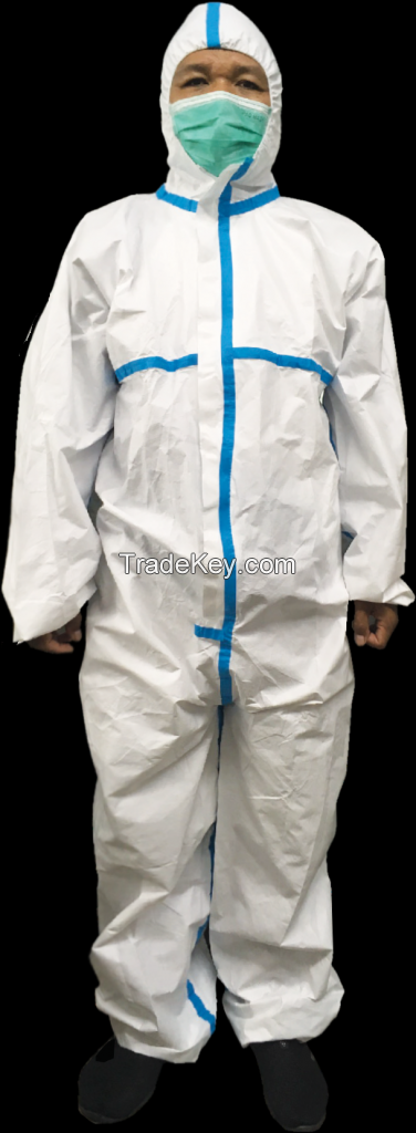 Isolation Coverall