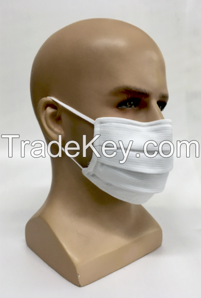 3 - Layer Fabric Face Mask 98% PFE